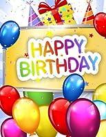 Happy Birthday: Celebration & Memory Book