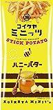 湖池屋 スリムバッグシリーズ コイケヤミニッツ スティックポテト ハニーバター 40g×6袋