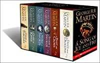 A Game of Thrones: The Story Continues [Export only]: The Complete Boxset of All 6 Books (A Song of Ice and Fire)