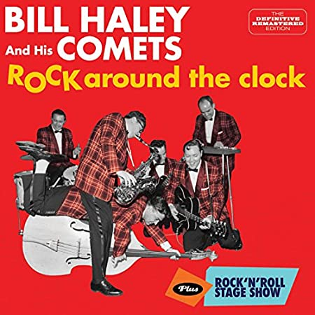Rock Around The Clock + Rock`n'roll Stage Show+6(import)
