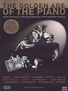 The Golden Age Of The Piano [DVD] [Import]