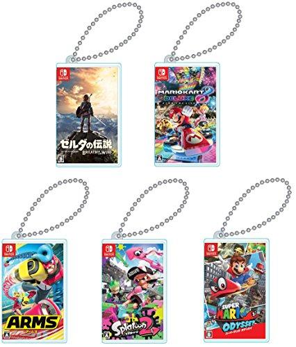 Nintendo Switch専用カード...