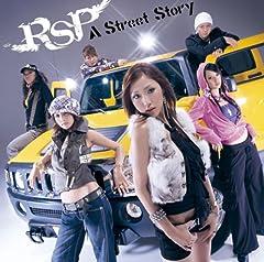 RSP「A Street Story」のCDジャケット
