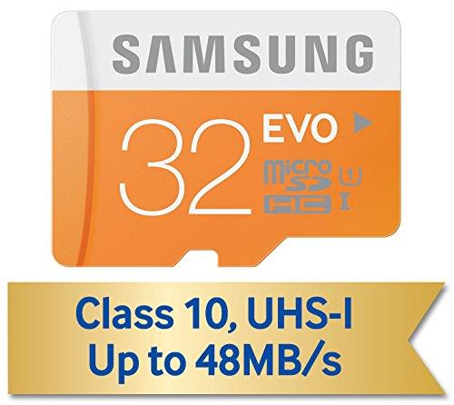 日本サムスン正規品SAMSUNGEVOmicroSDHCカード32GB防水耐衝撃UHS-IClass10最大転送速度48MB/s10年保証MB-MP32D/JP