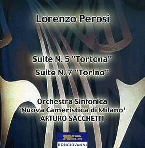 Suite No.5 & No.7