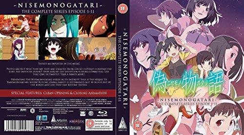 偽物語 コンプリートBOX (Blu-ray)[Import]