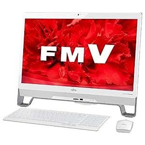 富士通 デスクトップパソコン FMV ESPRIMO FH52/U(Office Personal Premium プラス Office 365) FMVF52UW