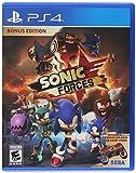 Sonic Forces Bonus Edition (輸入版:北米) - PS4
