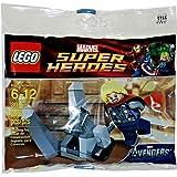レゴ マーベルスーパーヒーローズ アベンジャーズ ミニセット 【ソー とコズミックキューブ】30163 [並行輸入品] LEGO MARVEL SUPER HEROES AVENGERS THOR AND COSMIC CUBE
