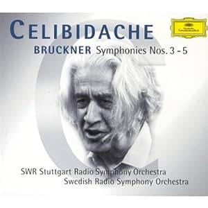 Bruckner: Symphonies 3-5