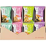 マルコメ フリーズドライ タニタ監修みそ汁(16食) 671338