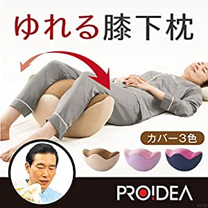 PROIDEA(プロイデア) 足枕 寝返り運動 腰楽ゆらゆら 0070-3719