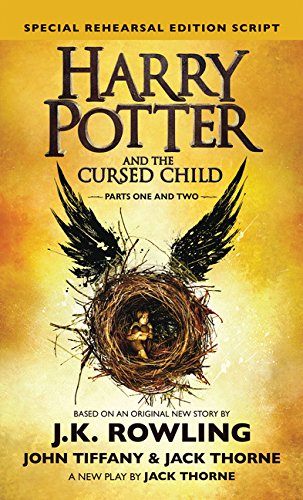 Harry Potter and the Cursed Child: Special Rehearsal Edition Script (Thorndike Press Large Print Literacy Bridge Series)