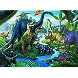 Ravensburger Land of The Giants Puzzle 100pc,Children's Puzzles