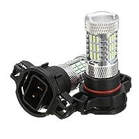 ILS - H16 5202 45-4014-SMD LED Bulb Driving Fog Lamp Daytime Runing Light Pair Ice Blue