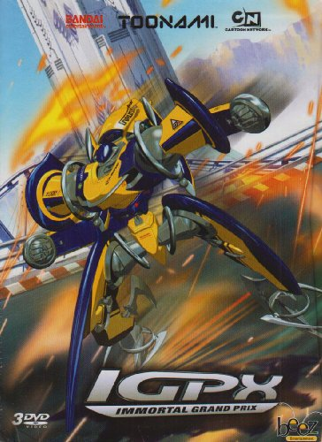 IGPX - Immortal Grand Prix - Edition VOSTFR/VF - Partie 1