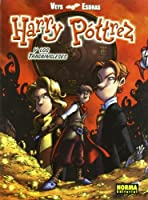 Harry Póttrez y los Tragaingleses