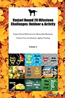 Vanjari Hound 20 Milestone Challenges: Outdoor & Activity Vanjari Hound Milestones for Memorable Moments, Outdoor Fun, Socialization, Agility, Training Volume 3