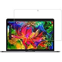 【RIRIYA】アイパッド New Macbook Pro 13 2016 Touch Bar搭載モデル専用 指紋防止 気泡が消える液晶保護フィルム 光沢タイプ クリアーシール「504-0068-01」 504-0068-01