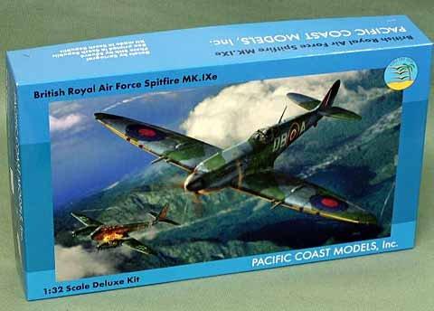 1/32 RAF スピットファイア Mk._e