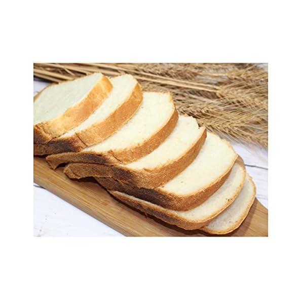 春よ恋100% 国産小麦パン用強力粉 2kgの紹介画像4