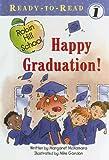 Happy Graduation! (Ready-to-Read)