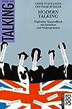Modern Talking. Englisches Quasselbuch mit Spruechen und Widerspruechen.