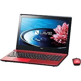 日本電気 LAVIE Note Standard - NS700/BAR クリスタルレッド PC-NS700BAR