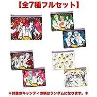 食玩 アイドリッシュセブン キャンディビジュアルケース 全7種セット(フルコンプ)