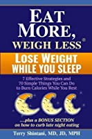 Lose weight while you sleep [並行輸入品]