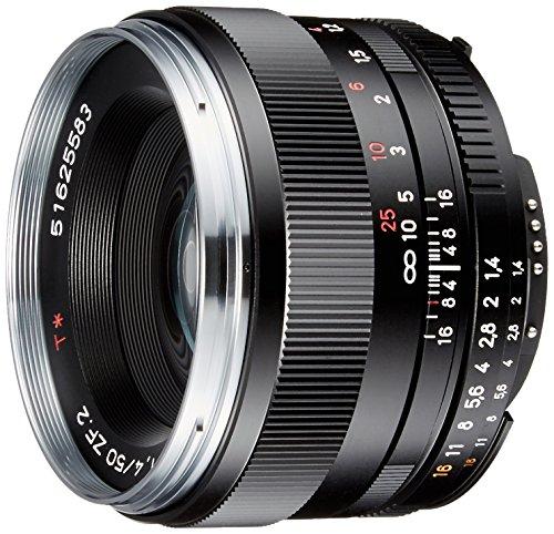 Carl Zeiss 単焦点レンズ PLANART1.4/50BKZF2N ブラック 822924