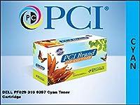 プレミアム互換機Dell 31103108397xg722シアントナーカートリッジ