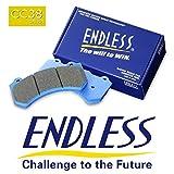 ENDLESS エンドレス ブレーキパッド CC38 (ME22) フロント用 フェラーリ F430 スパイダー/スパイダー F1 - 22,356 円