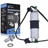 POWERCO Electric Universal Gas Fuel Pump Module Assembly with Sending Unit For E8286 1995-2002 Mercedes-Benz CLK C Class C230 C280 [並行輸入品]