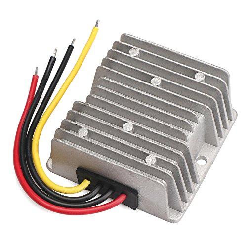 DROK&reg.クラブカーゴルフカーDC電圧レデューサー3...
