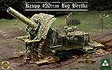 TAKOM 1/35 ビッグ バーサ420mm巨大榴弾砲 TKO2035