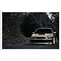 自動車の金属看板 ティンサイン ポスター / Tin Sign Metal Poster (J-CAR02137)