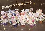 アイドリッシュセブン 八乙女楽 アクセサリースタンド&缶バッジセット