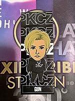 三代目J Soul Brothers EXILE 岩田剛典 PKCZ 千社札ステッカー トラステ