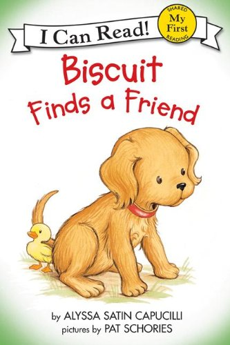 Biscuit Finds a Friend (My First I Can Read)の詳細を見る
