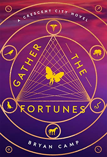 Gather the Fortunes (A Crescent City Novel) (English Edition)