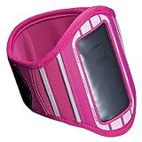 サンワサプライ アームバンドスポーツケース ピンク PDA-MP3C6P