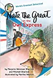 Nate the Great on the Owl Express (English Edition)