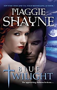 Blue Twilight (Wings in the Night) by [Shayne, Maggie]