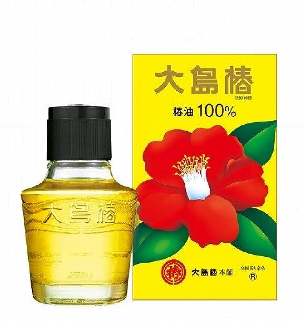 ペスト乳製品告発者【大島椿】大島椿 40ml ×5個セット
