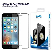 iPhone 6S / 6 Papa Protect HD Ultra Clear Armored Glass | 3D Touch Compatible | Case Compatible | Anti Scratch | 0.3mm Ultra Thin Rounded Edges | 9H Hardness | Oleophobic Coating | Life Time Warranty [並行輸入品]