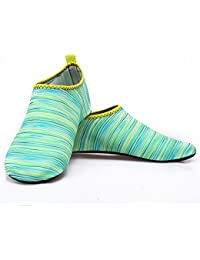 MEIDUO ウォーターシューズ ビーチスイミングプール海水スイミングシューズユニセックス速乾性スリップ耐性水靴大人 ビーチスイムヨガのための