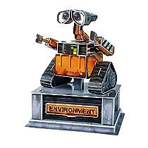 3dジグソーパズル–ロボットE、Aftertime 2700:モデルパーツ77pcs