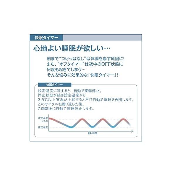 KOIZUMI(コイズミ) 窓用エアコン 【高...の紹介画像3