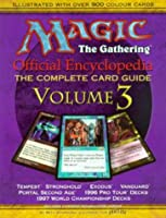 Magic - the Gathering: Tempest, Stronghold, Sixth Edition, Exodus, Portal, Second Age v.3 (Magic the Gathering)